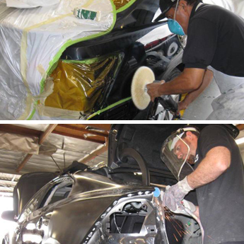 Class N Color Auto Collision - Quality Auto Body Repairs