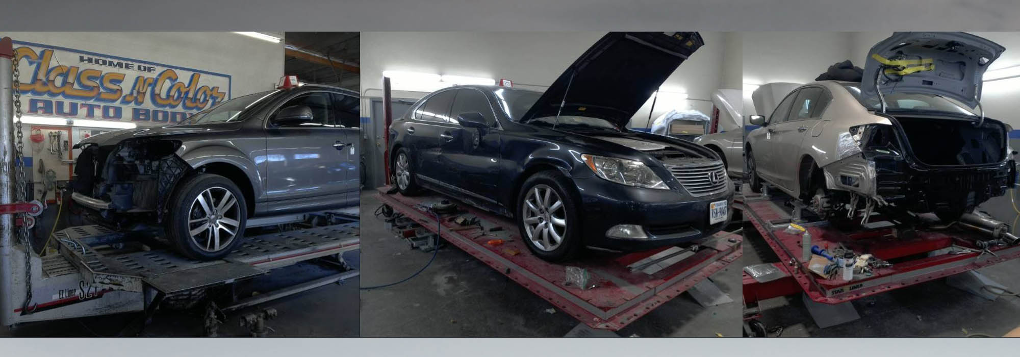 Class N Color Auto Collision - Quality Collision Car Repairs